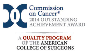 Commission on cancer award