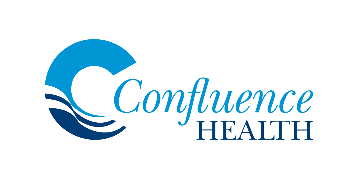 Confluence health logo color PNG
